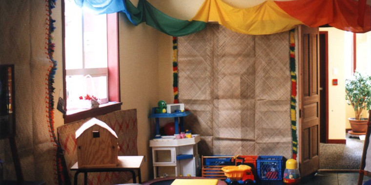 Quayside Village childrens playroom